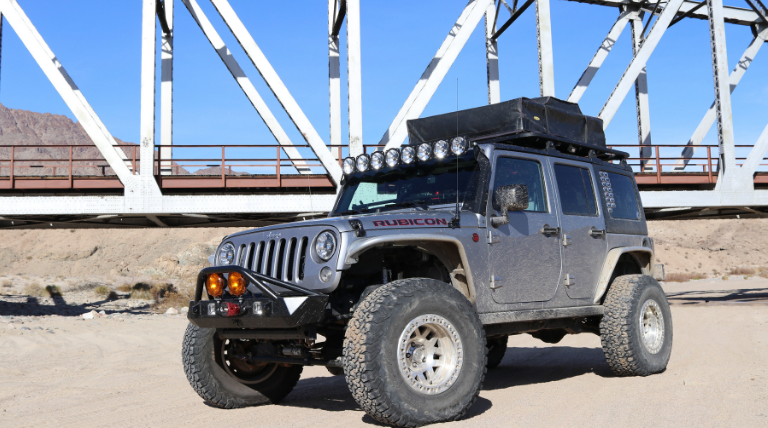 131 – TrailRecon star Brad Kowitz discusses Jeeps, YouTube